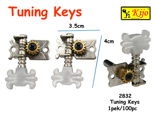 2832 Tuning Key Gitar