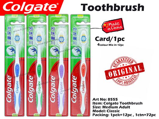 8555 Colgate Classic Toothbrush